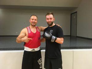 Boxteam Igor und alorenz